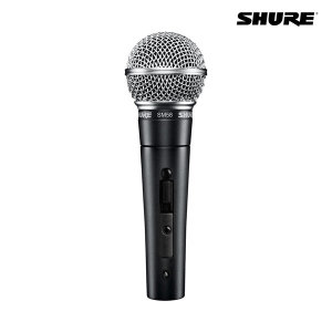 SHURE SM58 SK 슈어 보컬용 다이나믹 유선 마이크
