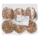 수제 한우패티 1.2kg/불고기버거 한우버거 햄버거패티
