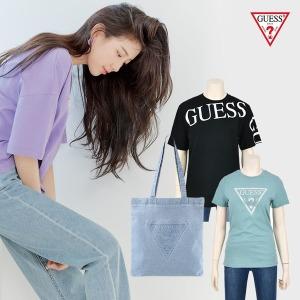 게스 SUMMER 티셔츠 대전 + 에코백