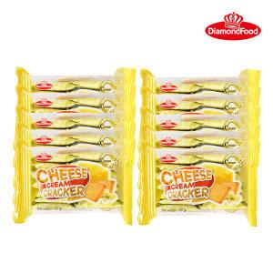 치즈향 크림 크래커 120g (14개입) 10팩