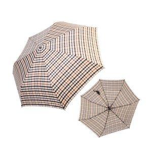 (신세계김해점)닥스 3단 자동 우산 닥스체크2 UPA002C