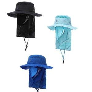 자외선 차단에 뛰어난 아동 모자 (20경량매쉬햇)