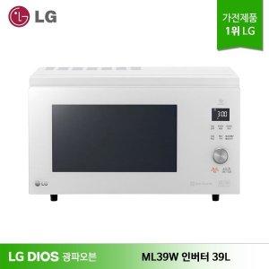 LG 디오스 스마트 인버터 광파오븐 ML39W