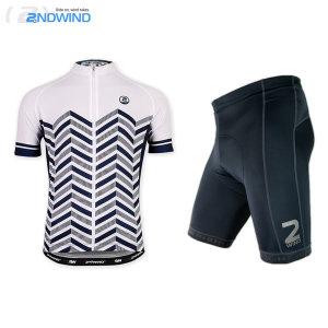 세컨윈드 몬테 반팔+베이직 5부 여름 자전거의류세트
