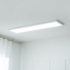 LED 데이온 슬림 직하 엣지 평판조명 50W (1290 x 320