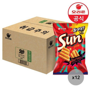 썬 핫스파이시맛_80gx12개(박스)