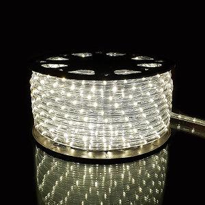 LED 원형 논네온 50M (백색)