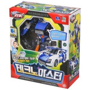 헬로카봇 테크노마스터 / 큐브팩포함 투어링카