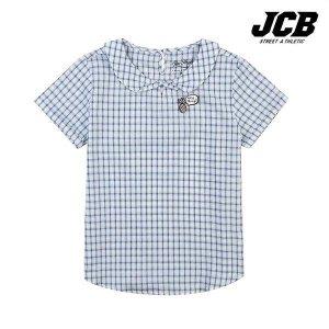 (현대Hmall) 보리보리/JCB 체크패턴 블라우스