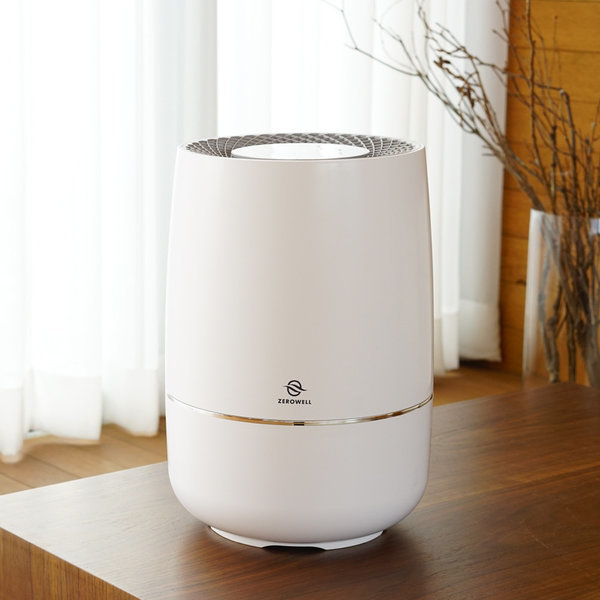 자연 기화식 공기청정 에어워셔 가습기 ZWAH-700W