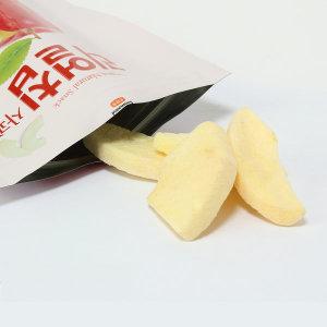 동결건조 과일 리얼칩 사과칩 동결건조 사과 간식 과자