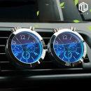 TL 톨른 차량용 송풍구 시계-방향제 2in1