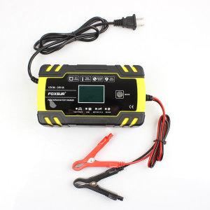 Foxsur배터리 충전기 펄스 자동차 배터리 충전기 미국