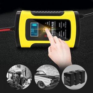 자동차 차량용 방전 배터리 충전기 12V