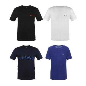 미켈란젤로 에코벨 쿨티 냉감티셔츠 1+1(1장랜덤)