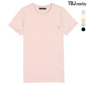 공용 포켓 티셔츠(T182TS020P)