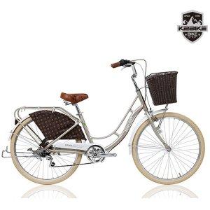 2021 K2BIKE 알루미늄 클래식 여성용자전거 로나26인치 시마노7단