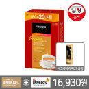 카페믹스/프렌치카페 커피믹스 오리지널 200T+라떼2T