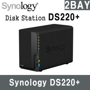 Synology DS220+ NAS 2베이 아이언울프 20TB (10TBx2)