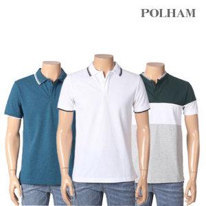 남녀공용 카라 티셔츠 4종 택1(PHZ2TT1230PHZ2TT3210PHZ2TT3220PHZ2TT1210)