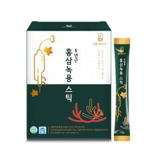 6년근 고려 홍삼 녹용 스틱 10g x 30포 1박스