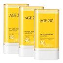 Age20s UV베일 에센스 선스틱 3개