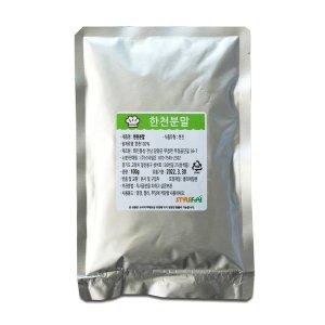 국내산 한천가루 100% 코하쿠토 재료 한천분말 100g