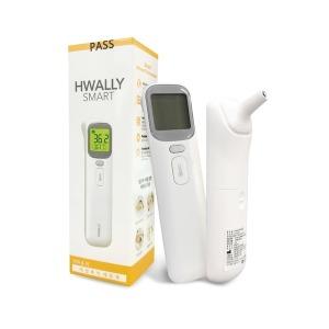 식약처인증 국산 SMART 비접촉식 체온계 귀측정+비접촉