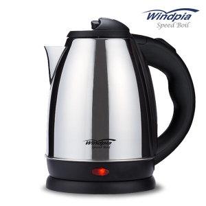 1.8L 스텐 무선주전자 전기포트 커피포트 DWY-18018S