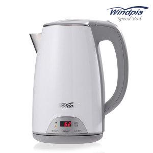 1.7L 커피포트 전기포트 무선 분유포트 WEE-10C화이트