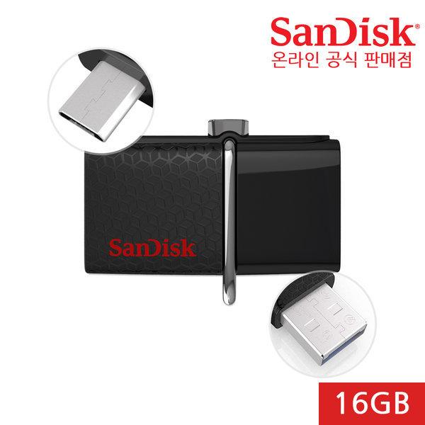울트라 듀얼 SDDD2 OTG USB3.0 메모리 16GB