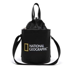내셔널지오그래픽 내셔널지오그래픽 N202ACR030 비치드버킷백 BLACK