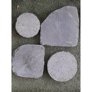 디딤석디딤돌 현무암원형화산석 현무암 무료배송