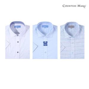 (현대백화점) 카운테스마라셔츠  20S/S 긴소매/반소매 슬림핏 일반핏 24종택1 CDCT1B7101A0
