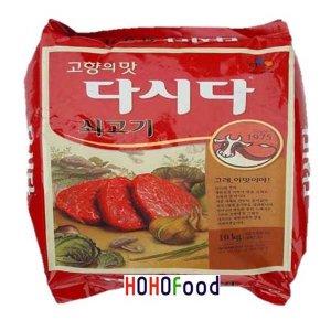 CJ제일제당 쇠고기다시다 10kg / 쇠고기다시다