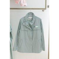 (신세계의정부점)셔링 넥 숏 야상 점퍼(JP 700)