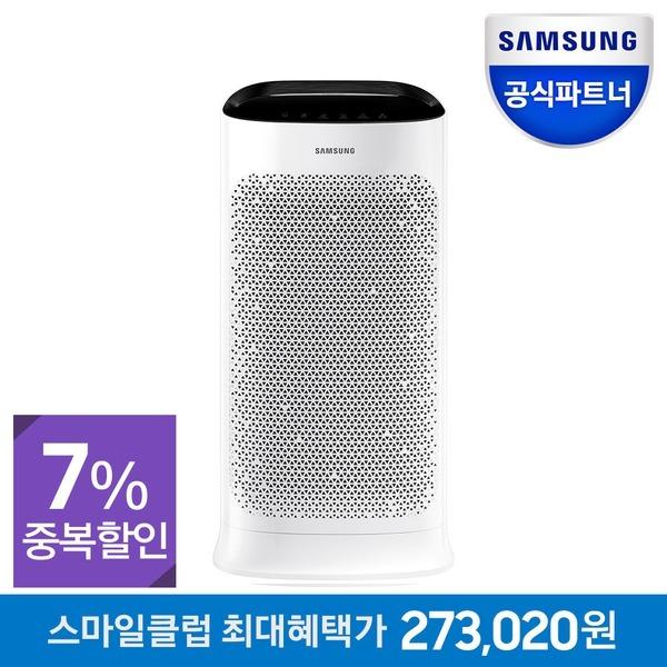 혜택가 27만원대 삼성 공기청정기 AX60N5580WDD