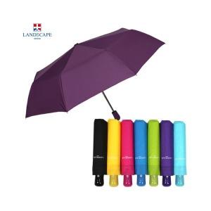 랜드스케이프 3단전자동솔리드(방풍)우산