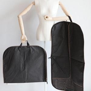 10개묶음 슈퍼맨 부직포 옷커버 제작 정장 양복 가방