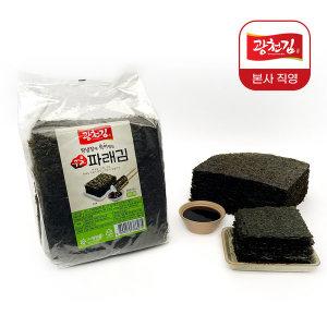 양념에 찍어 먹는 구운 파래김 100매(150g)