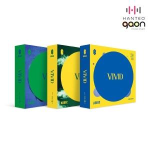 (버전선택) AB6IX (에이비식스) - 2ND EP 앨범 VIVID