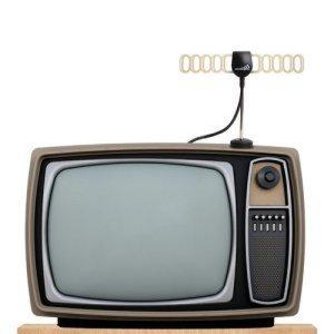 캠핑 빔프로젝터 미니빔테나 UHD DTV 지상파 TV 실내 실외 안테나 TV수신기