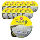 오뚜기밥 210g x 12개 무료배송