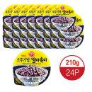 오뚜기 발아흑미 210g x 24개 무료배송