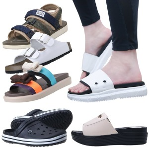 여성슬리퍼/샌들/아쿠아슈즈/여름/운동화/우븐/신발