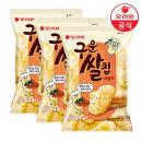 구운쌀칩 해물맛 111gx3개