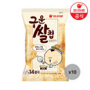 구운쌀칩 달콤한맛 151gx10개