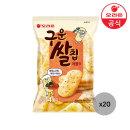 구운쌀칩 해물맛 111gx20개(박스)
