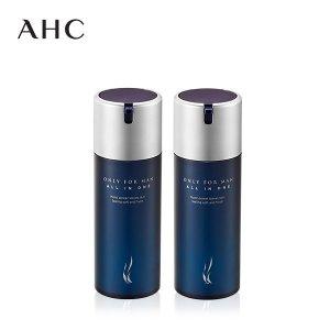 AHC 온리포맨 올인원 에센스 120ml 2개/남성올인원
