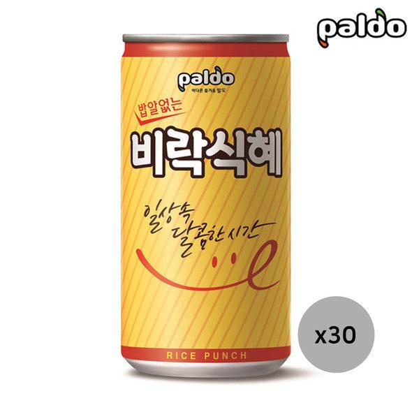 밥알없는 식혜 175ml 30캔
